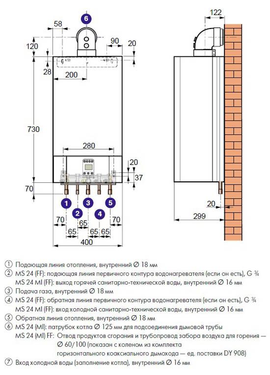 Биометрический теплообменник в газовых котлах отзывы тепловоз тгм 23 в - теплообменник